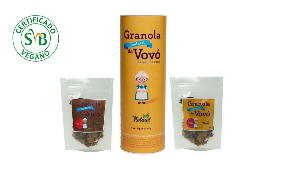 Granolas Vegan